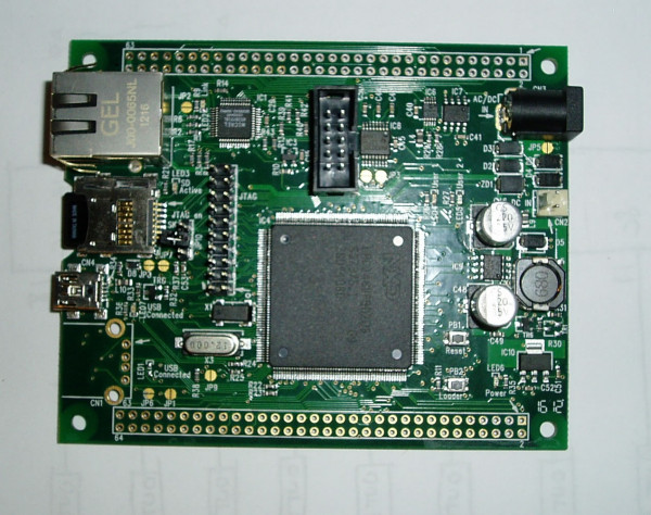 ARM Based Microprocessor Development Board